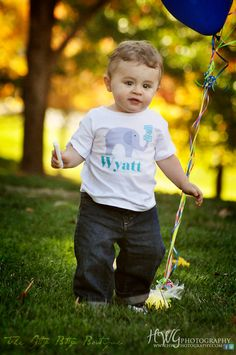 1st Birthday   Elephant Onesie or Toddler Tee  by ShopTheIttyBitty, $16.00