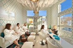 From affordable day spas to luxurious, all-inclusive spa resorts, these palaces of pampering offer the finest facials, massages and body wraps in the country