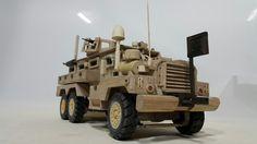 MRAP COUGER 6×6
