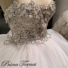 Pnina Tornai 2015 corsetto 2