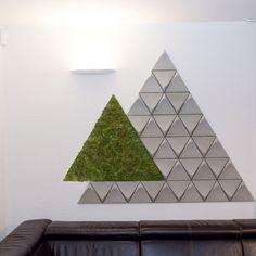 obklad z pohľadového betónu Concrete Tiles, Iceland, Living Room, Concrete Roof Tiles, Living Rooms, Family Room, Lounge, Guest Room