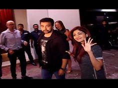 Shilpa Shetty on a dinner date with husband Raj Kundra. Shilpa Shetty, Date Dinner, Dating, Husband, Music, Youtube, Musica, Quotes, Dinner
