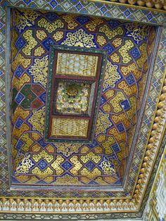 New Sayid Alim Khan Palace, Bukhara