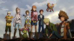 Furede-Riko no Sekai... - In 1999, 8 children were lost in the Digiworld....