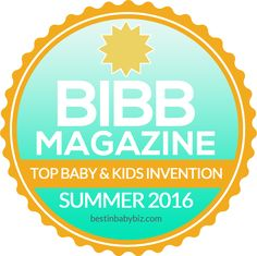 Genesis 950 has been selected as a Top Baby & Kids Invention for Summer 2016 by Best In Baby Biz Magazine!