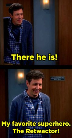 When Barry Kripke couldn't wait to rub in Sheldon's mistake about his scientific findings.