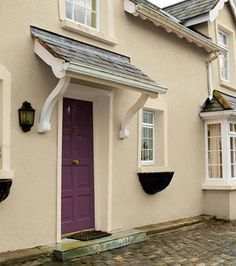 Gallery of houses painted with Weathershield House Paint Exterior, Exterior Paint Colors, Exterior House Colors, Paint Colours, Dulux Weathershield, Outdoor Paint, Outdoor Decor, Attic Rooms, House Front
