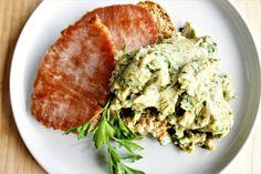 Wild Garlic Green Eggs and Ham. Wild Garlic, Green Eggs And Ham, Gate, Recipies, Posts, Ethnic Recipes, Sweet, Blog, Recipes