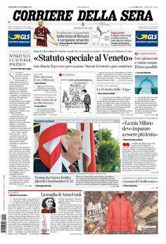 Corriere della Sera // 24/10/2017 //