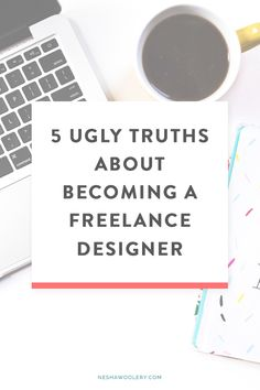 When I first decided to become a freelance designer, I had big dreams about  what it would be like. At the time, I worked a boring 9-5 job that didn't  fulfill me creatively in the slightest, so the thought of being paid to  design and do what I love filled me with SO much joy.  I followed lots of design bloggers and I was always in awe of the pretty  moodboards they had created, the beautiful Instagram profiles they had  curated, and the wonderful testimonials from wonderful clients abo...