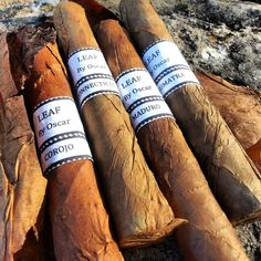 Enter for a chance to win these babies, I know I would love them!  Leaf by Oscar $1,000 (of cigars) Giveaway