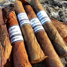 Leaf by Oscar $1,000 (of cigars) Giveaway
