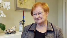 NEWS YLE.fi  26.3.2016....Tarja Halonen Not Miss beign FINLAND President.