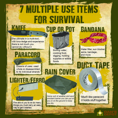 Multiple-Items-you-need-for-survival-infographic-01.jpg (1000×1000)