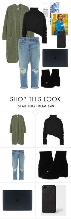 """""""Sem título #16"""" by clarapalhares ❤ liked on Polyvore featuring Ann Demeulemeester, rag & bone, Vince and Paul Smith"""