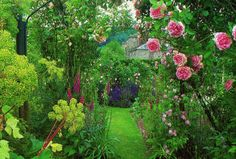 imagine a lovely day out visiting this fabulous garden?