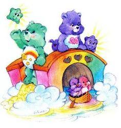 Care Bears: Wish and Harmony Bear