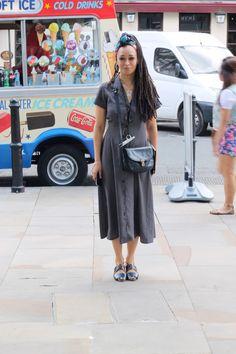 Chantel! #blackballad #streetstyle #fashion