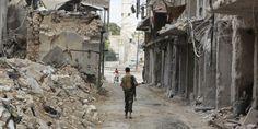 Συρία: Οι αντάρτες συζητούν με την Τουρκία μια πρόταση εκεχειρίας: Οι κυριότερες ανταρτικές οργανώσεις της Συρίας συζητούν με την Τουρκία…