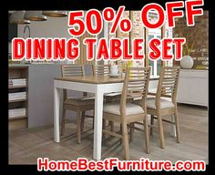 50 PERCENT OFF SALE Discount Dixon Large Extending Dining Table