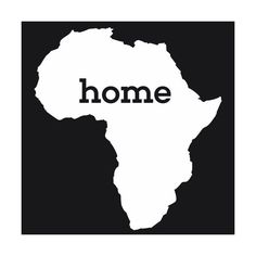 Africa T-Shirt ❤ liked on Polyvore featuring tops, t-shirts, white top, white t shirt and white tee