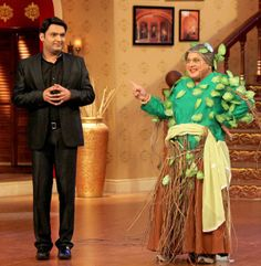 A Still from 'Comedy Nights with Kapil'