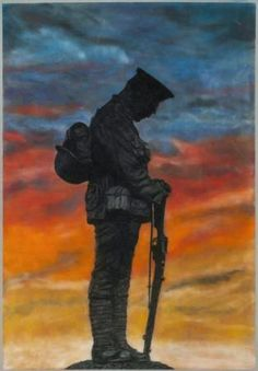 christine algie at the going down of the sun Remembrance Day Drawings, Remembrance Day Images, Remembrance Day Poppy, Remembrance Tattoos, Silouette Art, Soldier Silhouette, Ww1 Art, Ww1 Soldiers, Battle Of The Somme