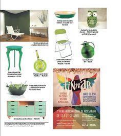 A mesa redonda tripé Florata é destaque na galeria de produtos verdes que a Revista do Correio (do jornal Correio Braziliense) montou pros leitores!   http://www.meumoveldemadeira.com.br/produto/mesa-redonda-tripe-florata-hortela