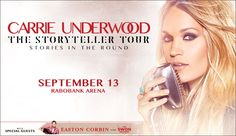 Carrie Underwood | Rabobank Arena