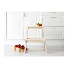 table de chevet BEKVÄM Marchepied  - IKEA