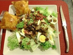 Salade vosgienne rapide : Recette de Salade vosgienne rapide - Marmiton