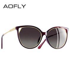 81311dedf22 BRAND DESIGN Fashion Sunglasses 2018 Polarized Cat Eye Sun Glasses  Fordresskily Sunglasses Sale