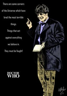 The Second Doctor - colour by The-13th-Doctor.deviantart.com