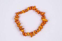 GENUINE ORANGE QUARTZ SINGLE CHIP BRACELET  #Age #Bracelet #Bracelets #Chips #healing #New #Orange #Quartz #Spiritual #Stones