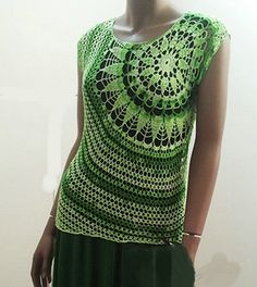Items similar to Lace Top / Crochet Blouse Crochet Bolero / Handmade Top / Vest /Shrug in theShade of Green on Etsy Crochet Blouse, Crochet Top, Crochet Humor, Crochet Clothes, Clothes For Women, Knitting, Gift, Pattern, Sweaters