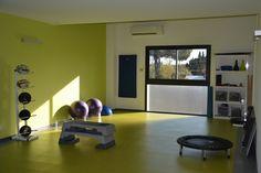 Resultado de imagen para clinica fisioterapia for Gimnasio kine