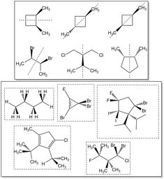 Is this molecule chiral? – Symmetry Elements, Symmetrical Conformations, Rotational Symmetry | Organic Chemistry Solutions