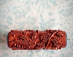 No. 6 Patterned Paint Roller from The by patternedpaintroller