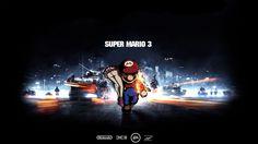 Video games battlefield super mario funny battles (1920x1080, games, battlefield, super, mario, funny, battles)  via www.allwallpaper.in