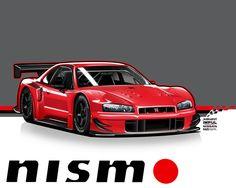 Nissan Skyline JGTC tribute by kazirules on deviantART