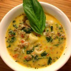 sausage soup soups spinach soup beans kale soup potato soup spinach dr ...