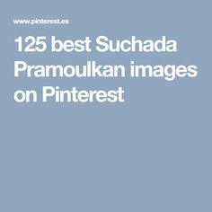 125 best Suchada Pramoulkan images on Pinterest