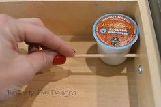 $2 DIY K-Cup Holder