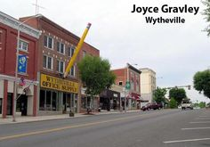 Hometown: Wytheville  Joyce Gravley  Click on the image to see more Hometown Photos or share your own with us.