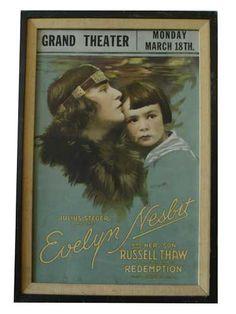 Evelyn Nesbit-Theater