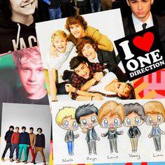 One Direction<3  Love Zayn!!