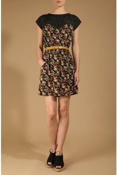 Louche Boston Floral Dress