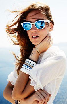 Tendenze Primavera Estate 2013: Occhiali da Sole Specchiati http://sweetflo.it/2013/07/19/tendenze-primavera-estate-2013-occhiali-da-sole-specchiati/ #SweetFlo_Silvia #Moda #Fashion #MirroredSunglasses
