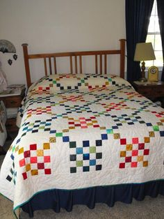 You have to see Cindy's Mountain Paths quilt by RoseMB!