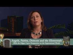 John Van Auken on Angels, Fairies, Demons & the Elementals - YouTube